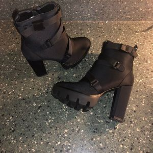 Brand New Black Ankle Boots | Poshmark